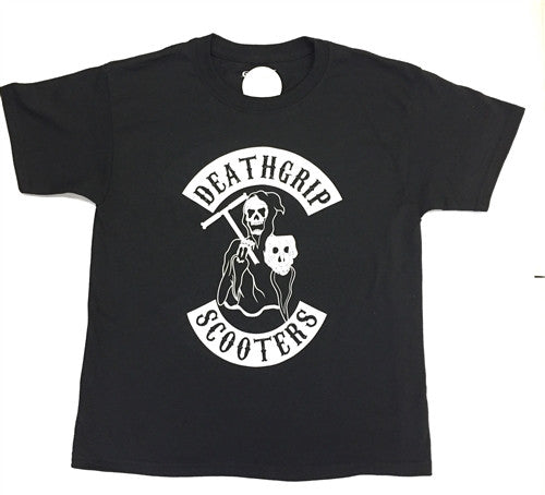 "DEATHGRIP SCOOTERS ""GRIPREAPER"" T-SHIRT"