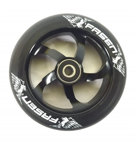 FASEN SCOOTER RAVEN WHEEL - BLACK