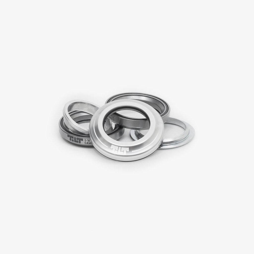 TILT INTEGRATED HEADSET - SILVER