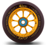 "RIVER SCOOTER WHEELS - RAPIDS ""ANGLER"" LOGANFULLER SIG"