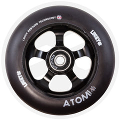 LUCKY 2016  ATOM 110mm WHEEL - BLACK