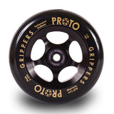 PROTO SCOOTERS 110mm WHEELS - GRIPPERS BLACK