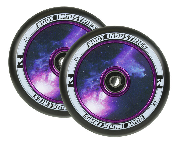 ROOT INDUSTRIES AIR WHEELS 110mm - GALAXY
