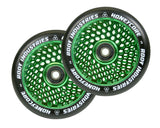 ROOT INDUSTRIES HONEY CORE WHEELS 110mm - BLACK/GREEN