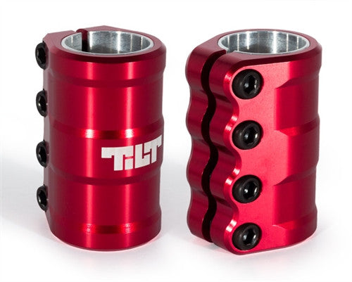 TILT ARC SCS CLAMP - RED