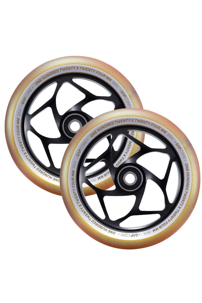 ENVY GAP CORE 120mm WHEELS PAIR