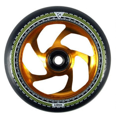 AO MANDALA 5 STAR SCOOTER WHEEL - GOLD