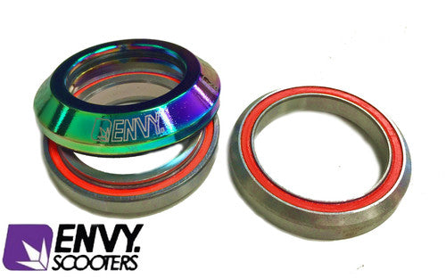 ENVY HEADSET INTERGRATED NEO CHROME OILSLICK