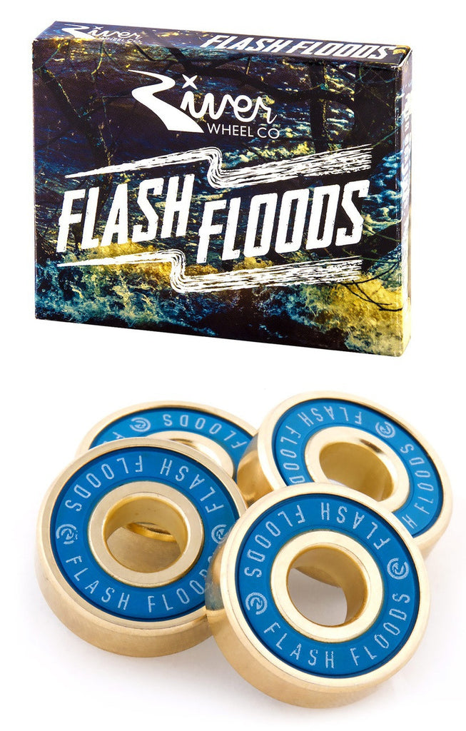 RIVER FLASHFLOOD SCOOTER WHEEL BEARINGS