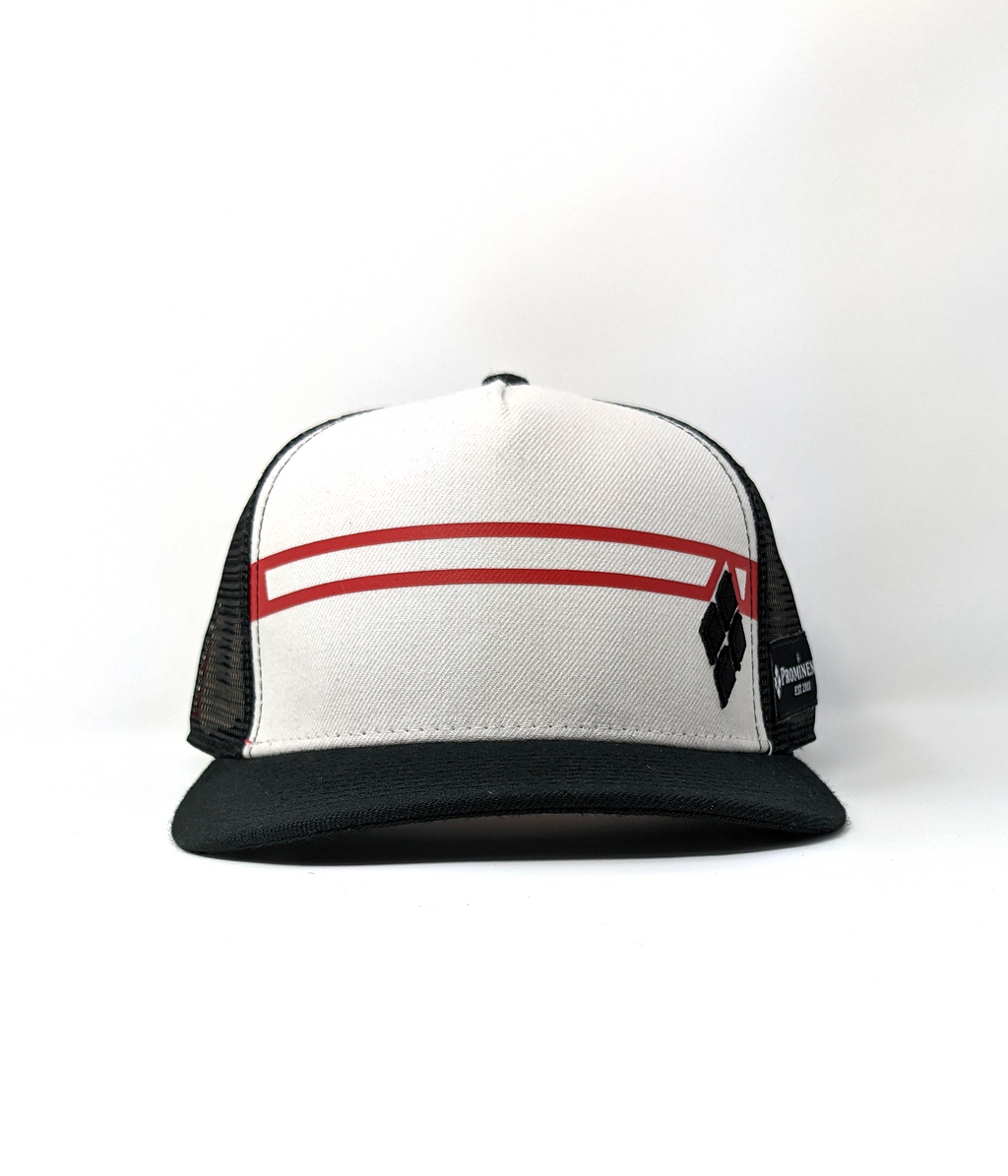 Red Stripe Hat
