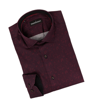 Men's Prismi Long Sleeve Dress Shirt