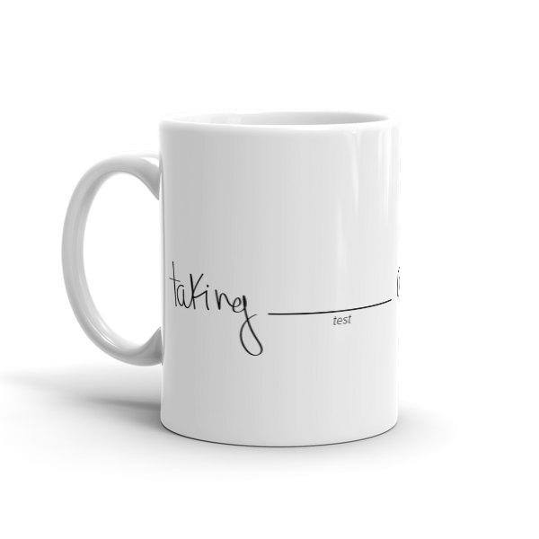 Schedule Your CLEP Mug
