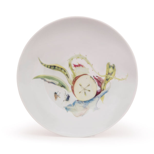 Salad Plate by Emilie Clark
