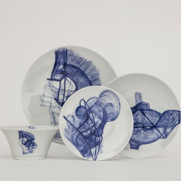 4-Piece Place Setting - Joanne Greenbaum