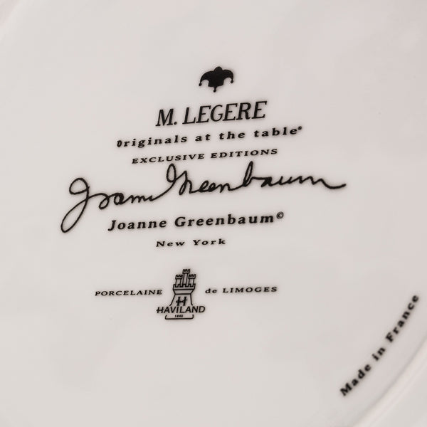 Four Cocktail Plates - Joanne Greenbaum