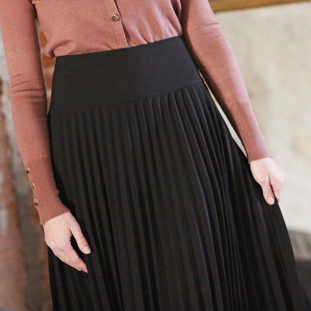 Ladies Olivia Skirt - Black