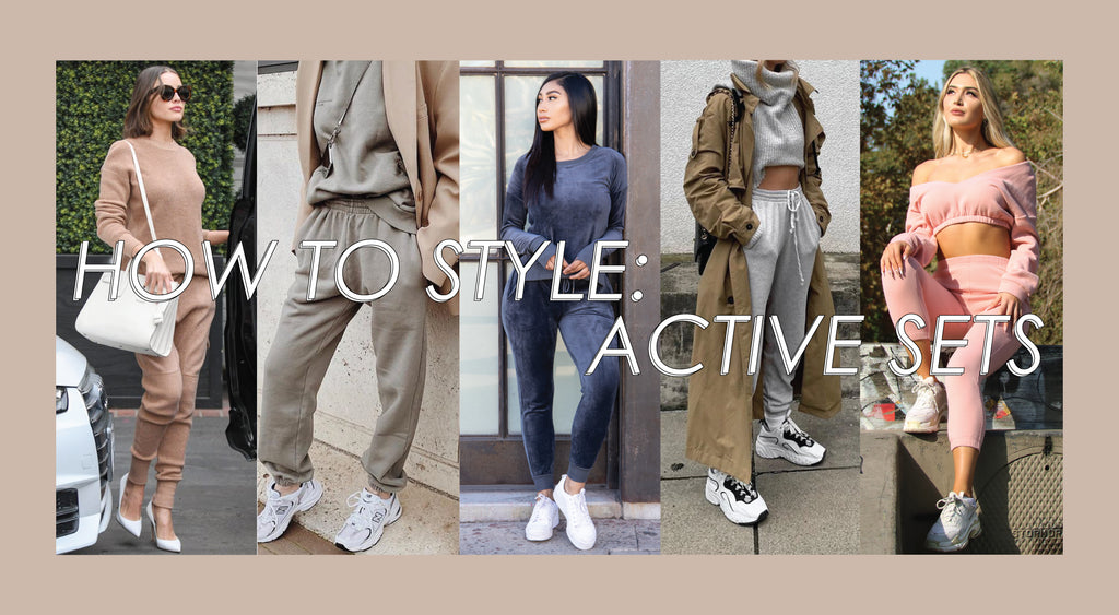 How To Style Active Sets | Shop BBJ Matching Sets