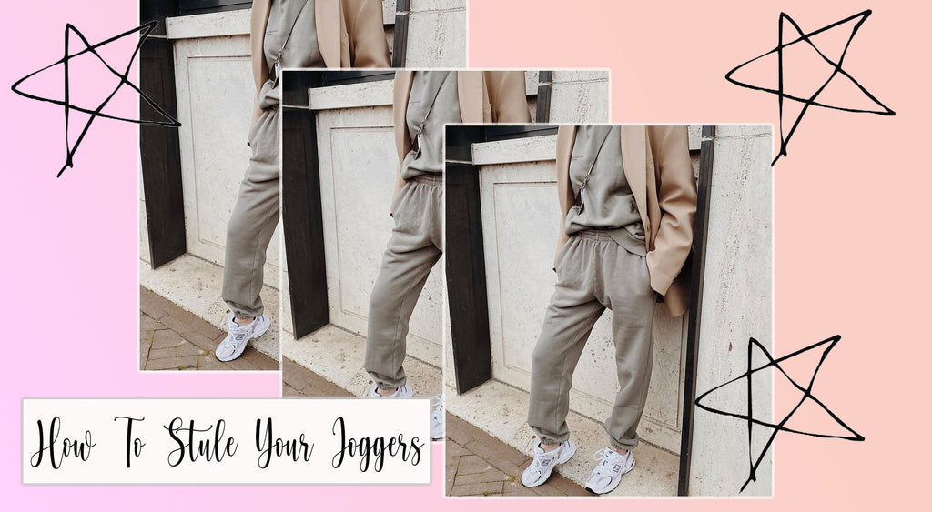 How To Style Your Joggers
