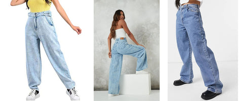 Baggy Jeans Trend of Fall 2021