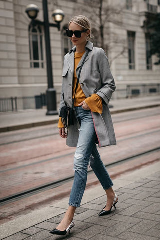 10 Ways To Wear Jeans This Fall - Fashion Jackson