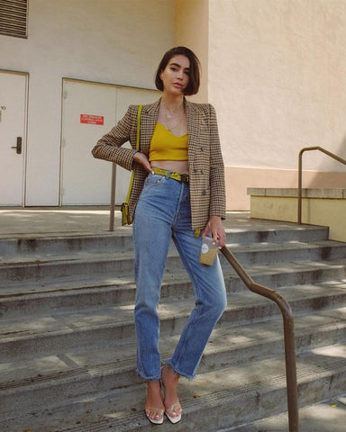 10 Ways To Wear Jeans This Fall - Thrifts & Threads