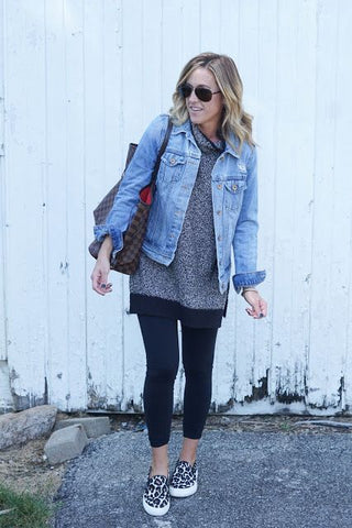 Boom Boom Jeans Best Ways To Wear Leggings