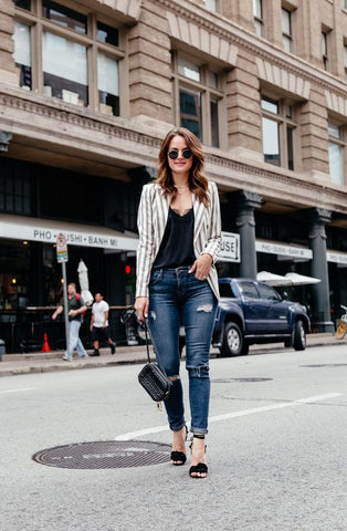 Spring Date Night Outfits | Boom Boom Jeans
