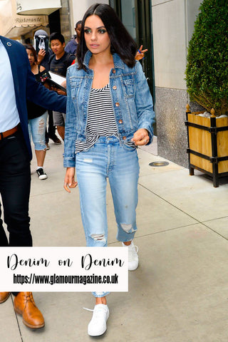 styling denim jackets