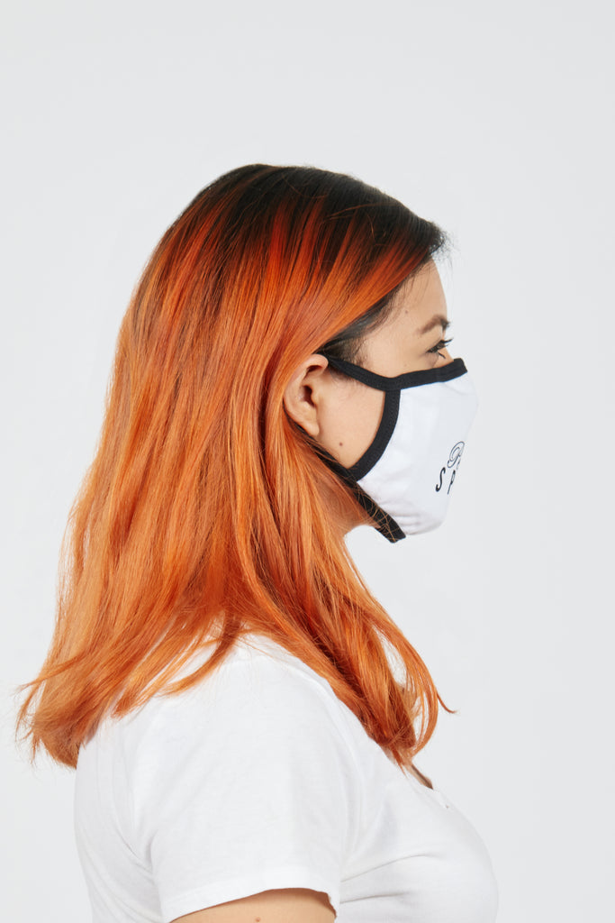 Personal Space Fabric Face Mask