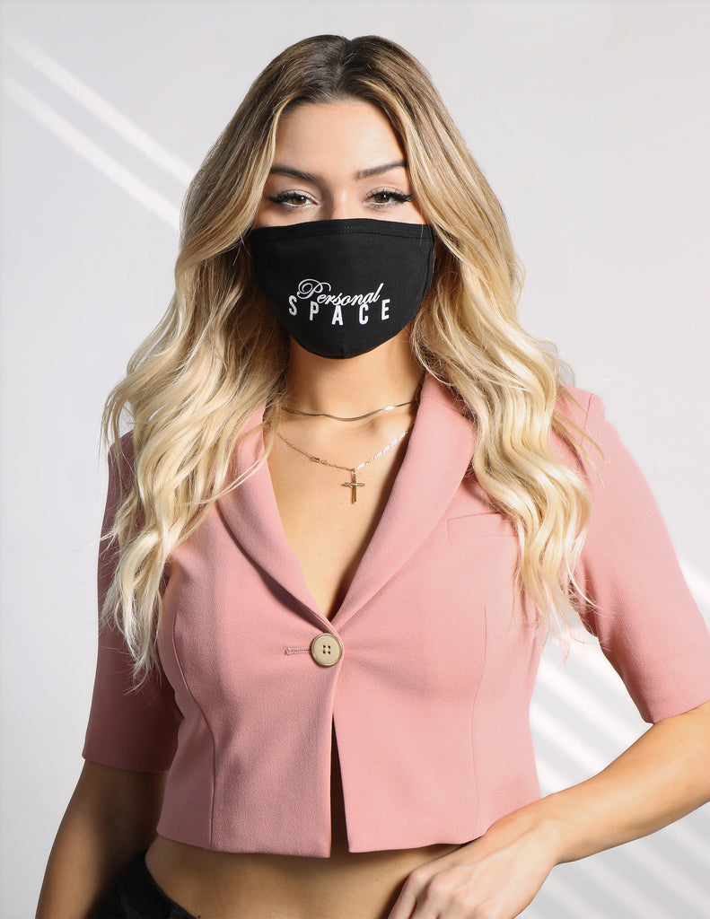 Personal Space Face Mask