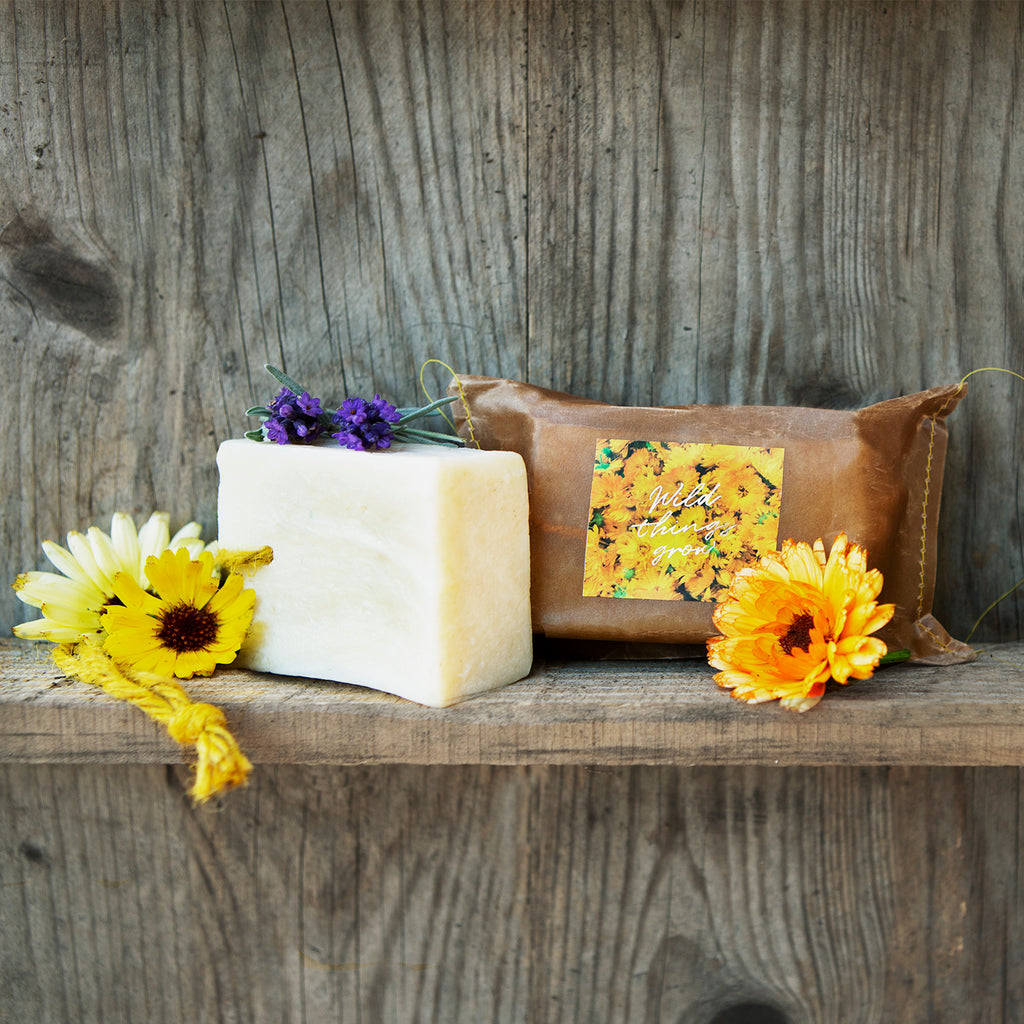 Calendula, Organic and Vegan Soap