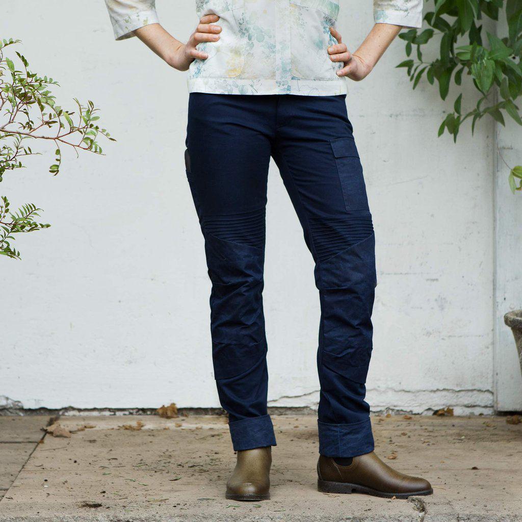 Astrantia Work Trouser, Navy Blue