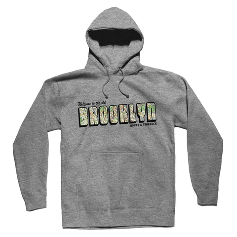 Welcome to the Old Brooklyn Hoodie