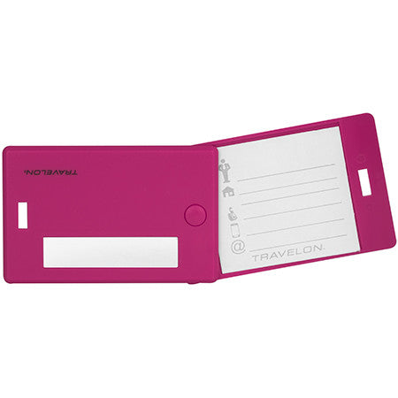 Luggage Tags Set of 2 (02040)