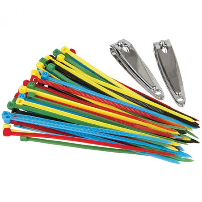 Secure-A-Bag Cable Ties (02640)