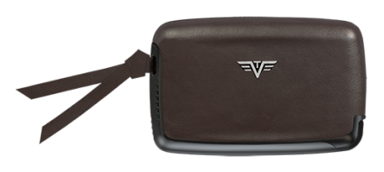 CARD CASE: Leather