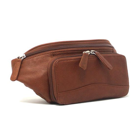 Leather Accessories Organizer Waist Pack 4604 (Available in other colours)