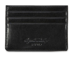 Leather Credit Card Stack RFID 1133