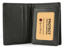 Load image into Gallery viewer, Leather Men's Wallet Flipfold RFID (1203)