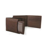 Leather Men's Wallet Convertible RFID 1238 (Available in other colours)