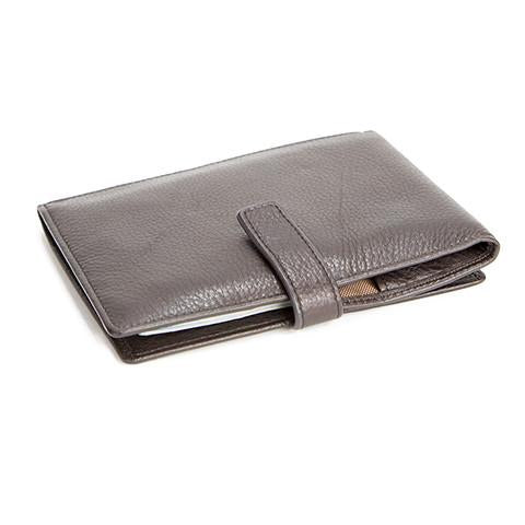 Leather Passport Wallet RFID (1246)
