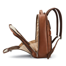 Load image into Gallery viewer, Samsonite Leather Backpack (126037)