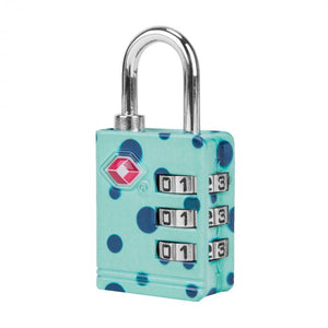 TSA Accepted Combination Luggage Lock (12790)