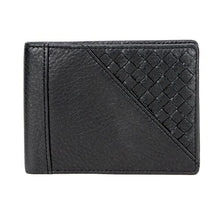 Load image into Gallery viewer, Leather Men's Wallet with Magnetic Money Clip RFID (1321)