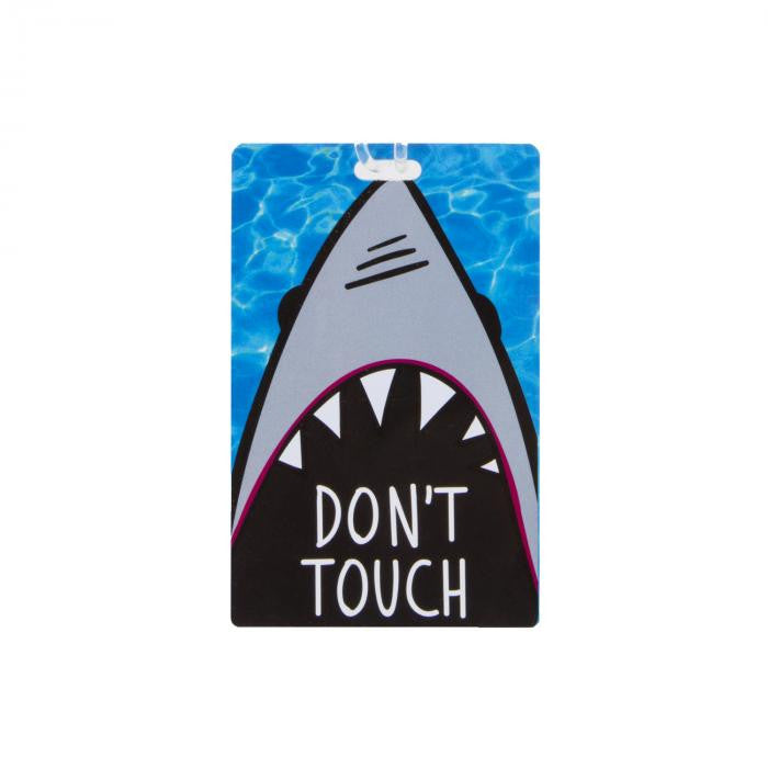 Luggage Tag - Shark (13347)