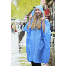 Packable Rain Poncho (13437)