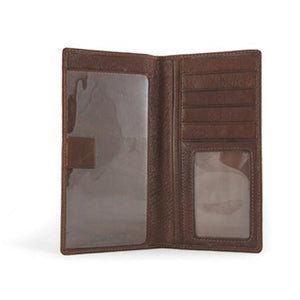 Leather Checkbook Cover Deluxe (1511)