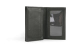 Leather Men's Card Case Gusseted 1512