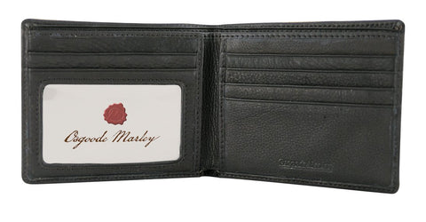 Leather Men's Wallet Thinfold 1531 (Available in other colours)
