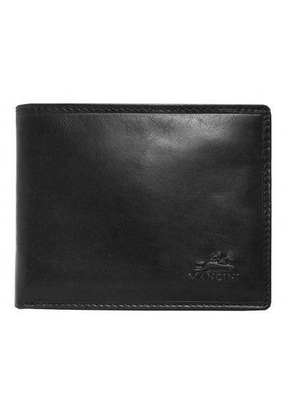 Men's RFID Secure Billfold with Removable Passcase (18-200)